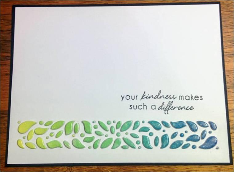 bharati nayudu kindness_ die cutting