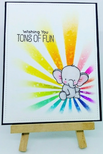 bharati nayudu_ MFT adorable elephant