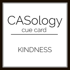 Week 280 - Kindness