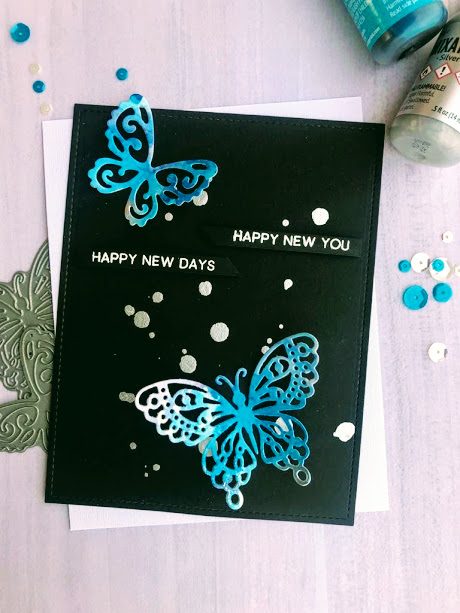 Bharati nayudu_alcohol inks_ butterfly new you handmade card 1 (2)
