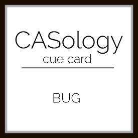 Week 291 - Bug
