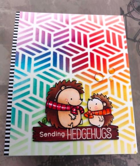bharati-nayudu-mft-hedgehogs-copic-colors-rainbow-stencil-background-handmade-card-2.jpg