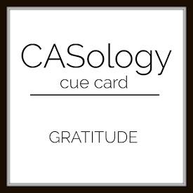 Week 315 - Gratitude