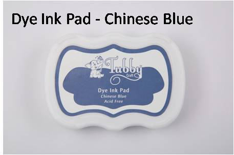 ink Chinese Blue