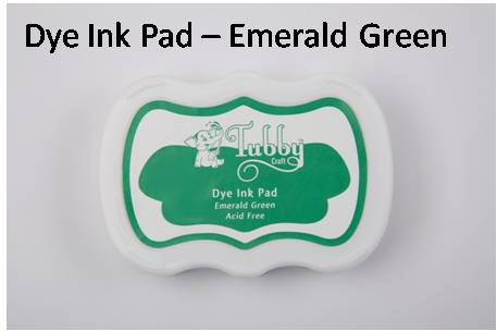 ink Emerald Green