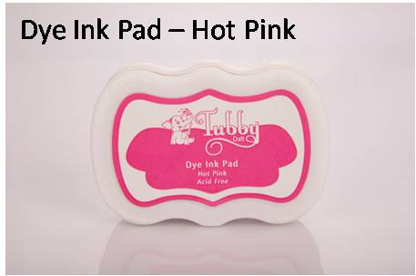 ink Hot-Pink