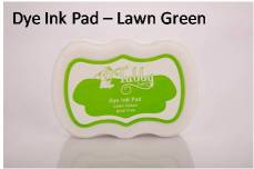 ink Lawn Green