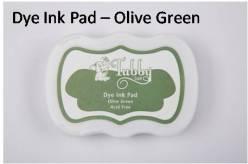 ink olive green